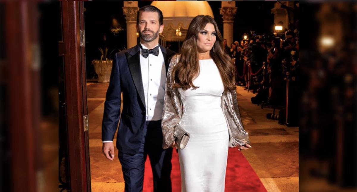 Donald Trump Jr. and girlfriend Kimberly Guilfoyle buy $9.7million mansion