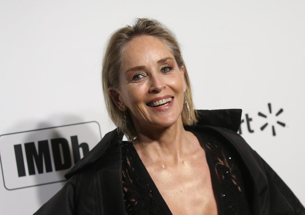 Sharon Stone crossed state lines to have 'secret' abortion at 18, says she was 'weak and scared'
