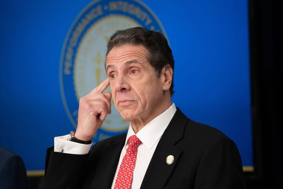 National watchdog group files ethics complaint against Cuomo as impeachment hotline launches