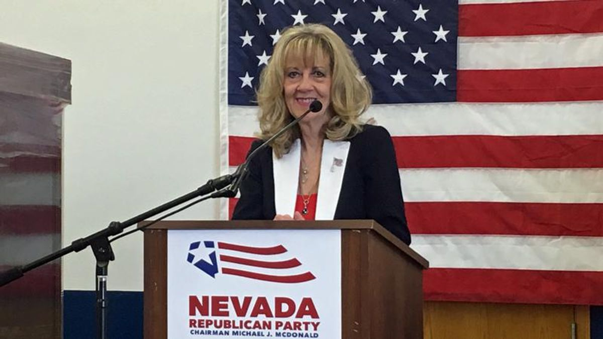 Nevada GOP in 'panic' as they become a third-place party: report