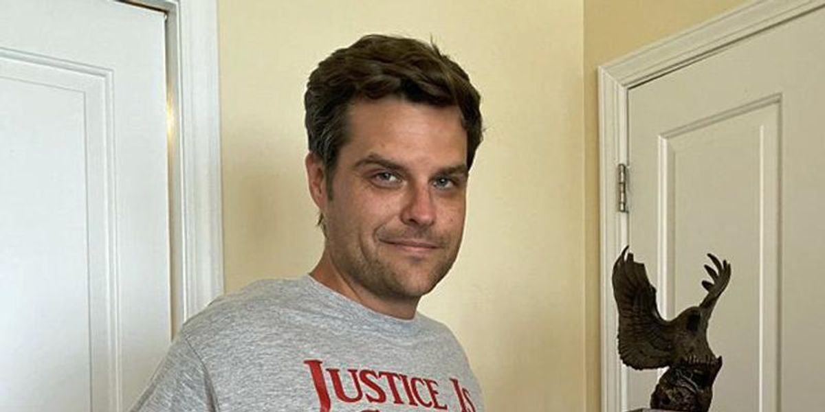 Matt Gaetz ridiculed for leaving evidence by reportedly paying for sex workers with Cash App