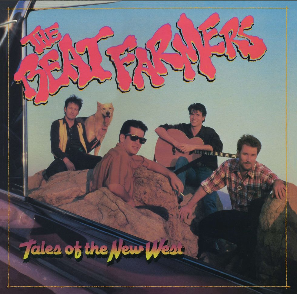 The Beat Farmers, who rose from San Diego in 1983 to rock the world, celebrated on new/old double-album