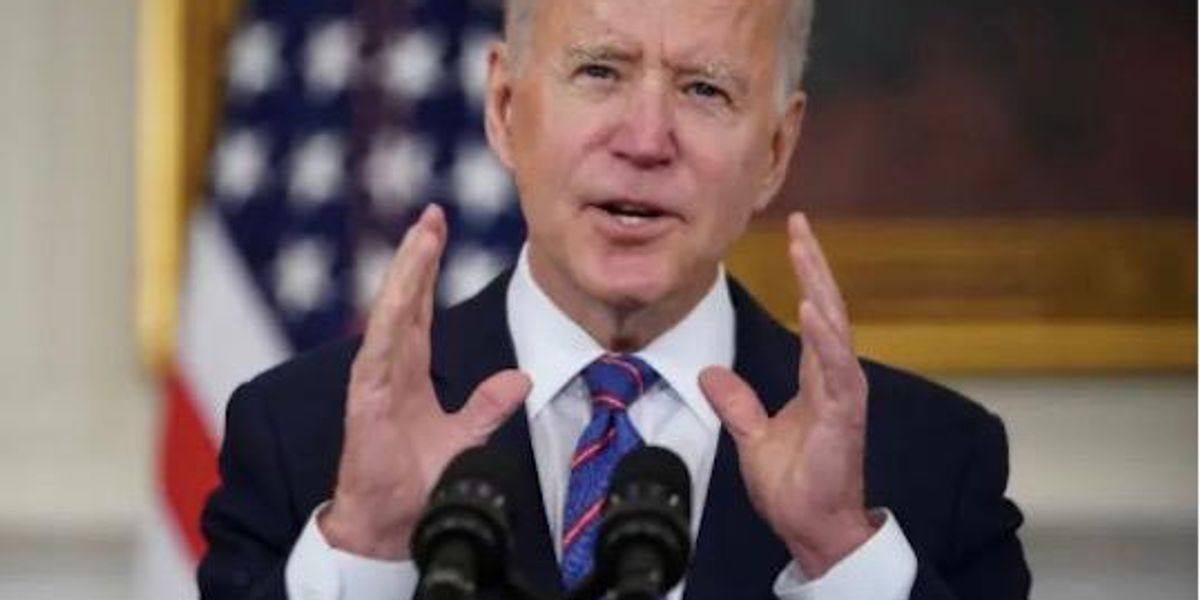 Biden says US must invest because China 'eating our lunch'
