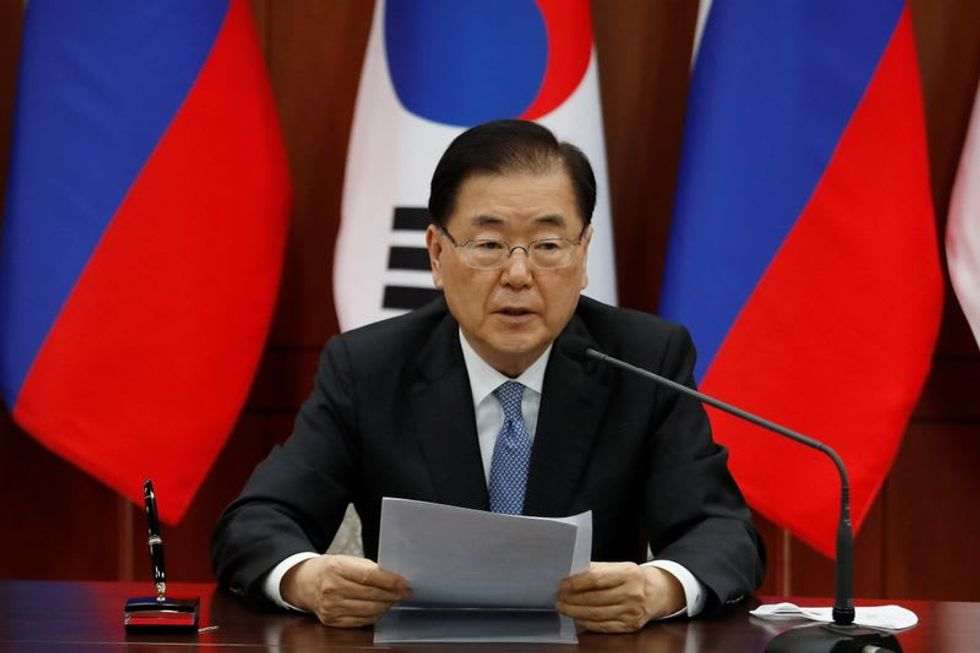South Korea minister expects China to play role in North Korea peacemaking