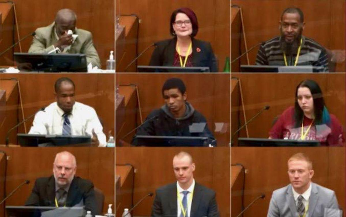 Dramatic week of testimony in George Floyd murder trial