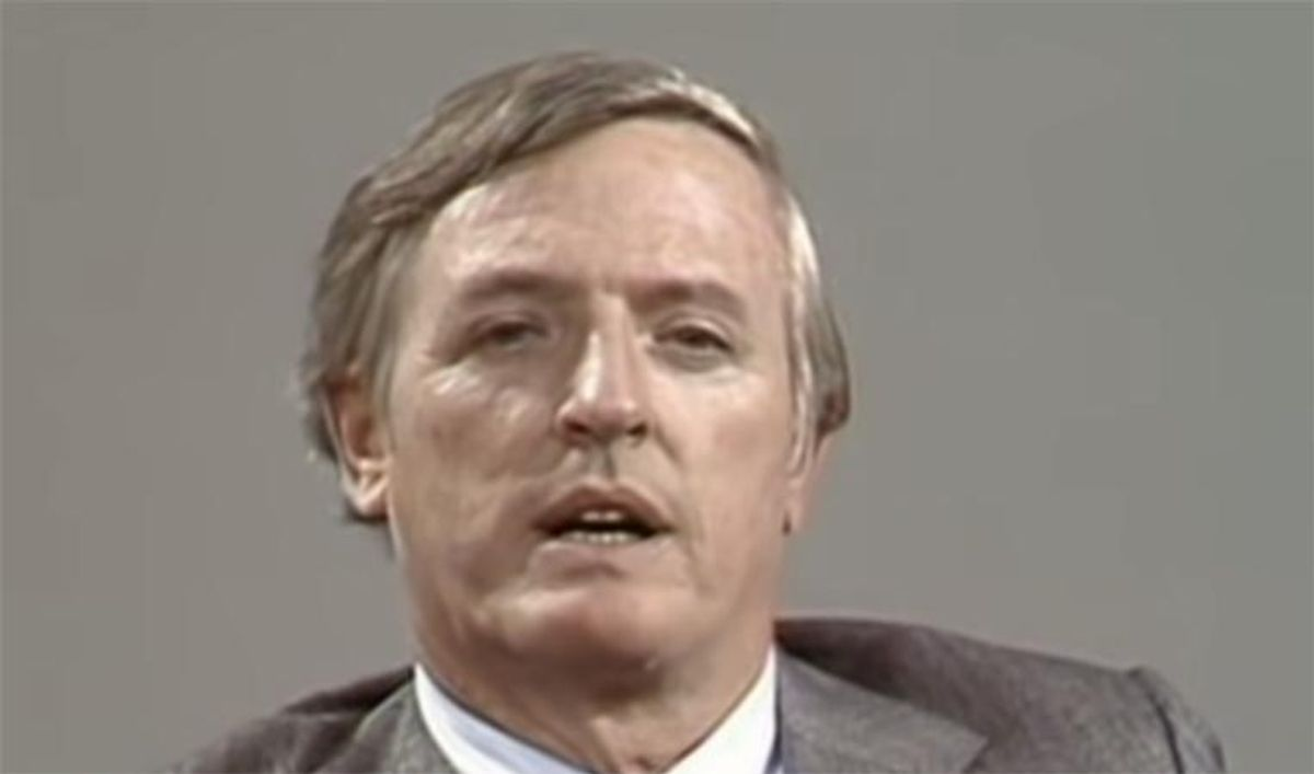 William F. Buckley and the Birchers: A myth, a history lesson and a moral