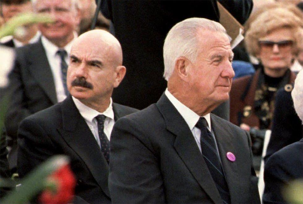 G Gordon Liddy, Watergate break-in mastermind, dies at 90