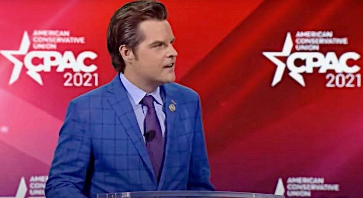 Former Trump and GOP officials celebrate the fall of 'mean' Matt Gaetz: 'He's a blight on the conference'