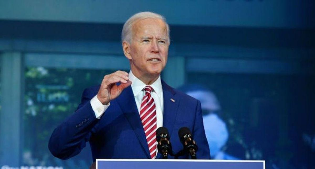 Biden to unveil $2 trillion 'once-in-a-century' infrastructure plan