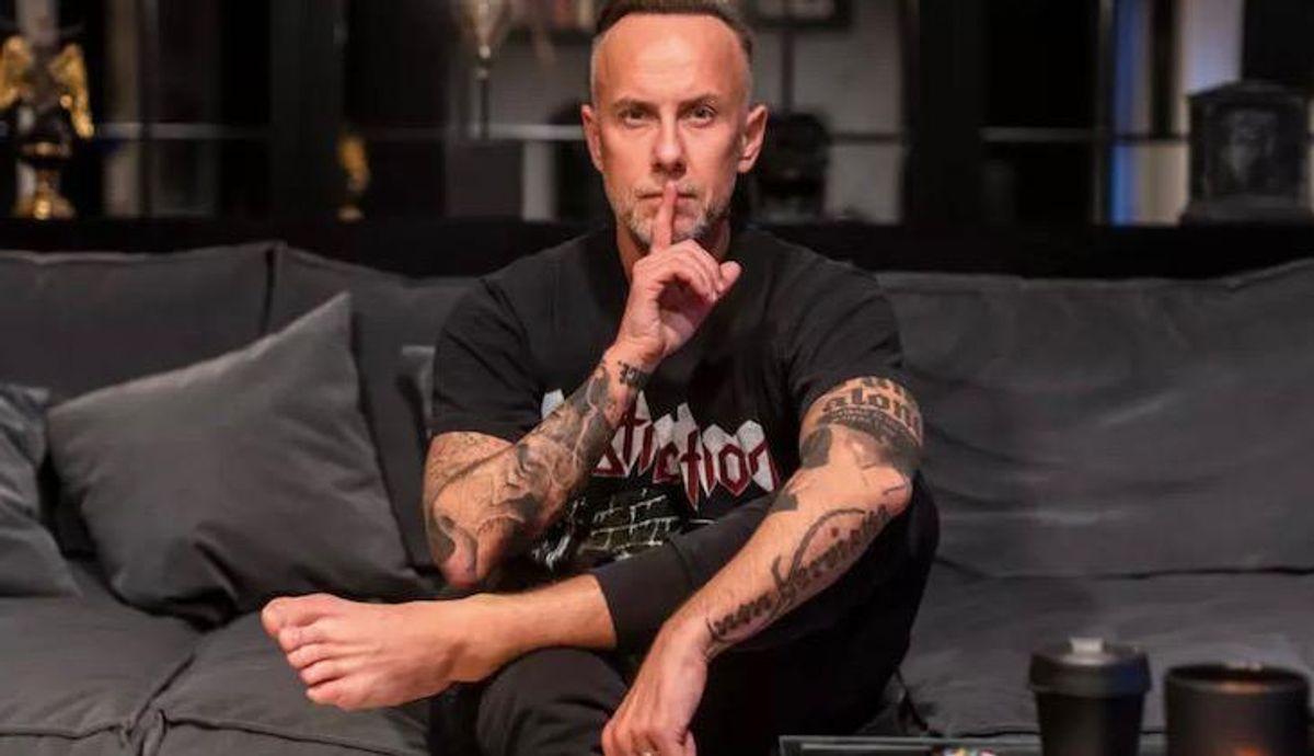 Heavy metal star takes on Poland's anti-blasphemy law