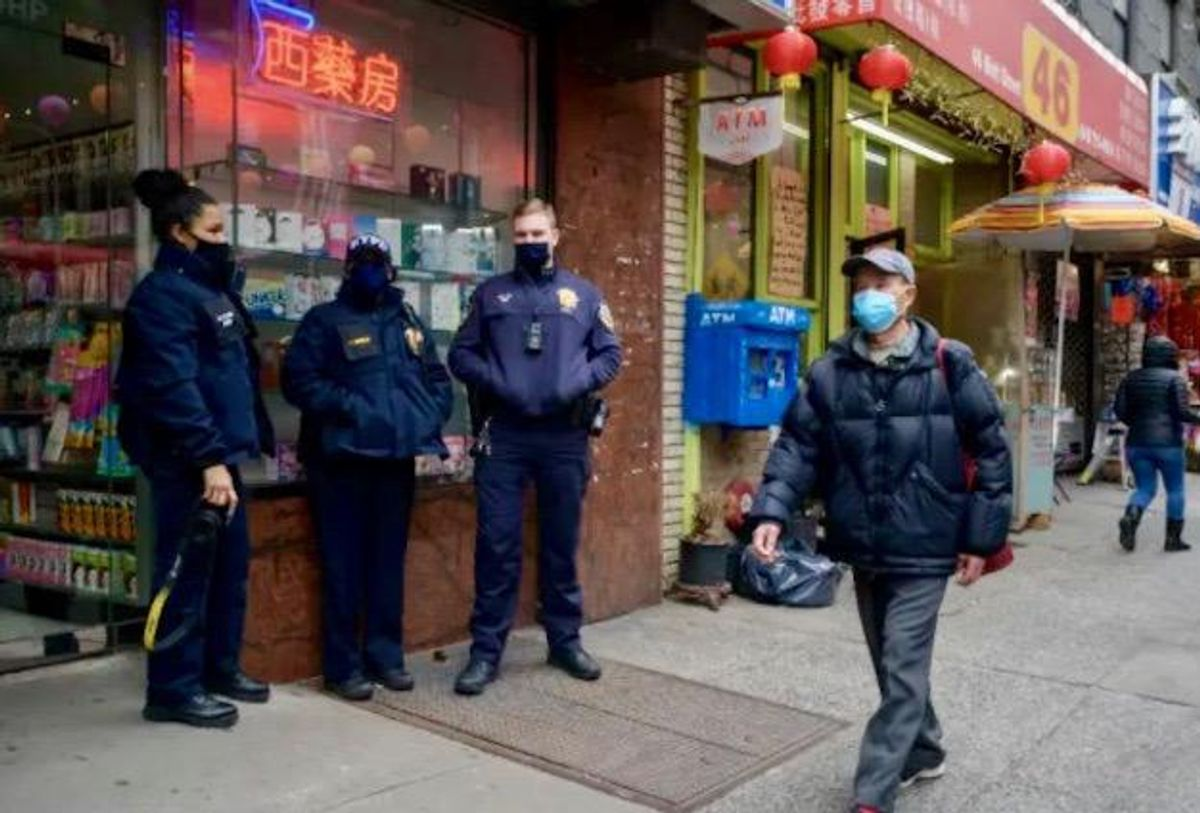Police arrest suspect in assault of Asian woman in NYC