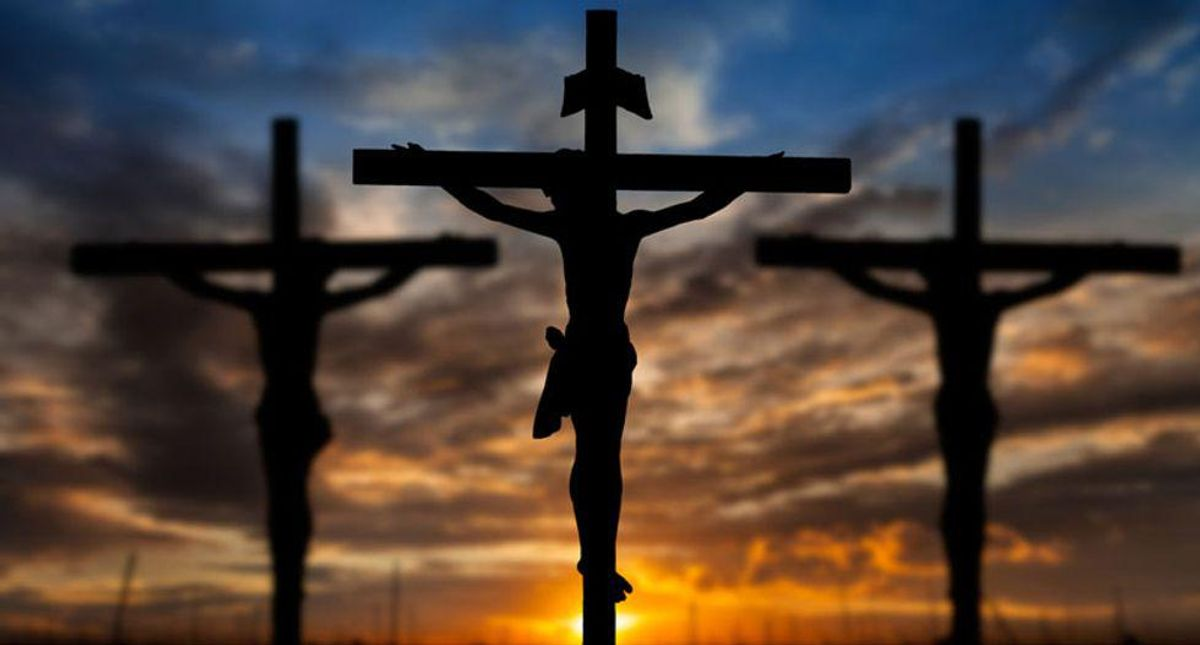 Politicians have 'washed their hands' and blamed others since Jesus's crucifixion