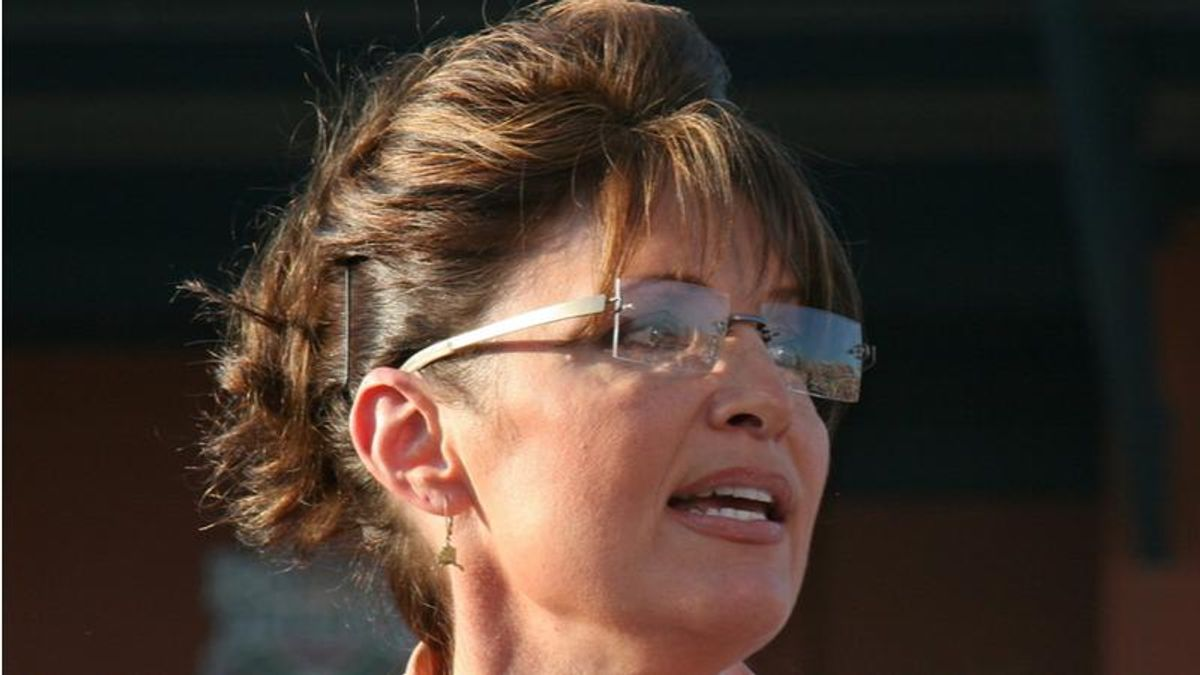Sarah Palin says she has 'bizarre' symptoms after catching COVID-19