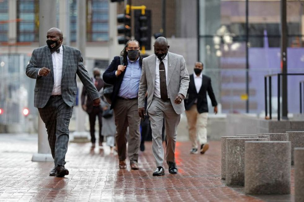 'This is their blood': Civil rights lawyer Benjamin Crump fights for George Floyd's family