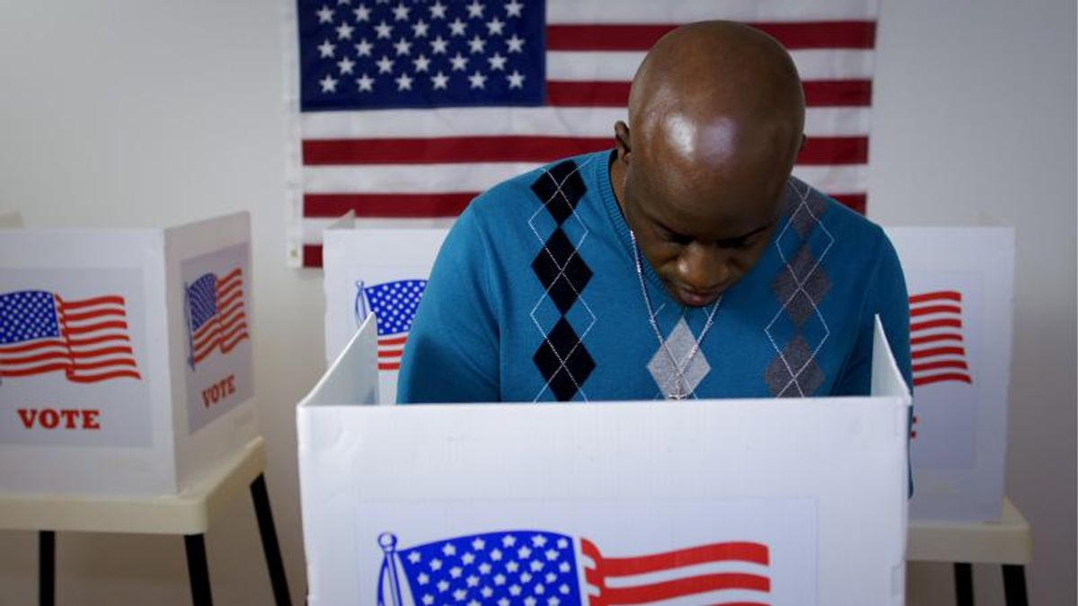 Leaked video reveals a GOP plan to intimidate Black and brown voters in Houston