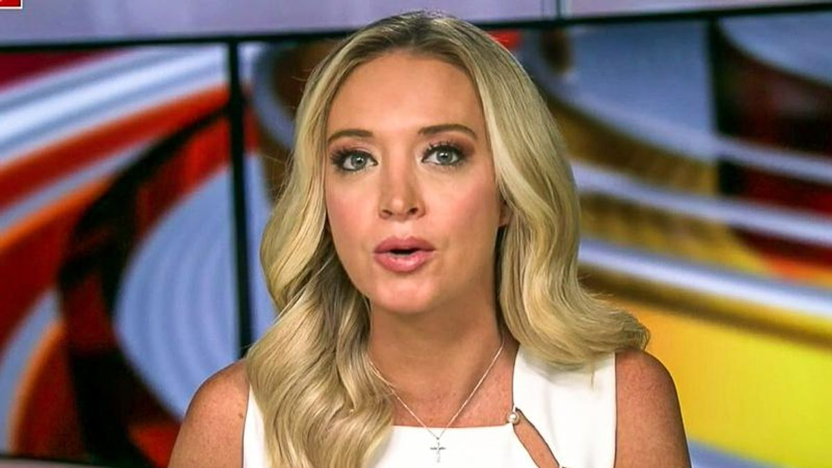 'Irresponsible rhetoric just fuels this': Kayleigh McEnany blames CNN hosts for latest Minnesota 'riots'