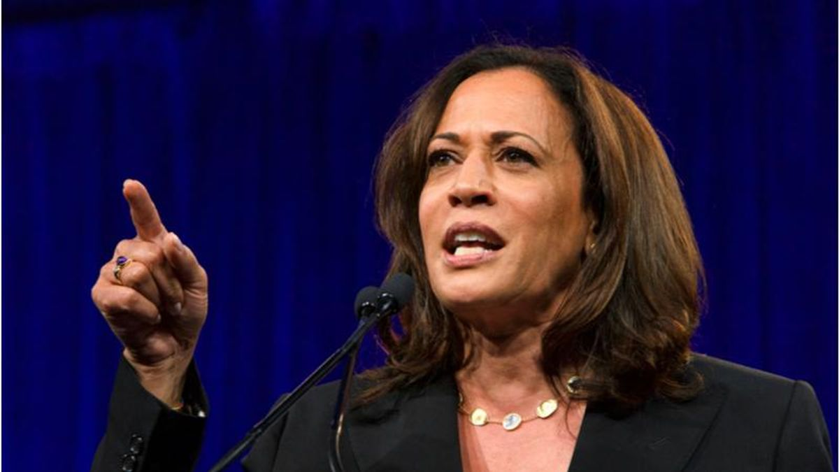 Florida woman threatens to kill Kamala Harris – then blames it on the VP's purse when the Secret Service shows up