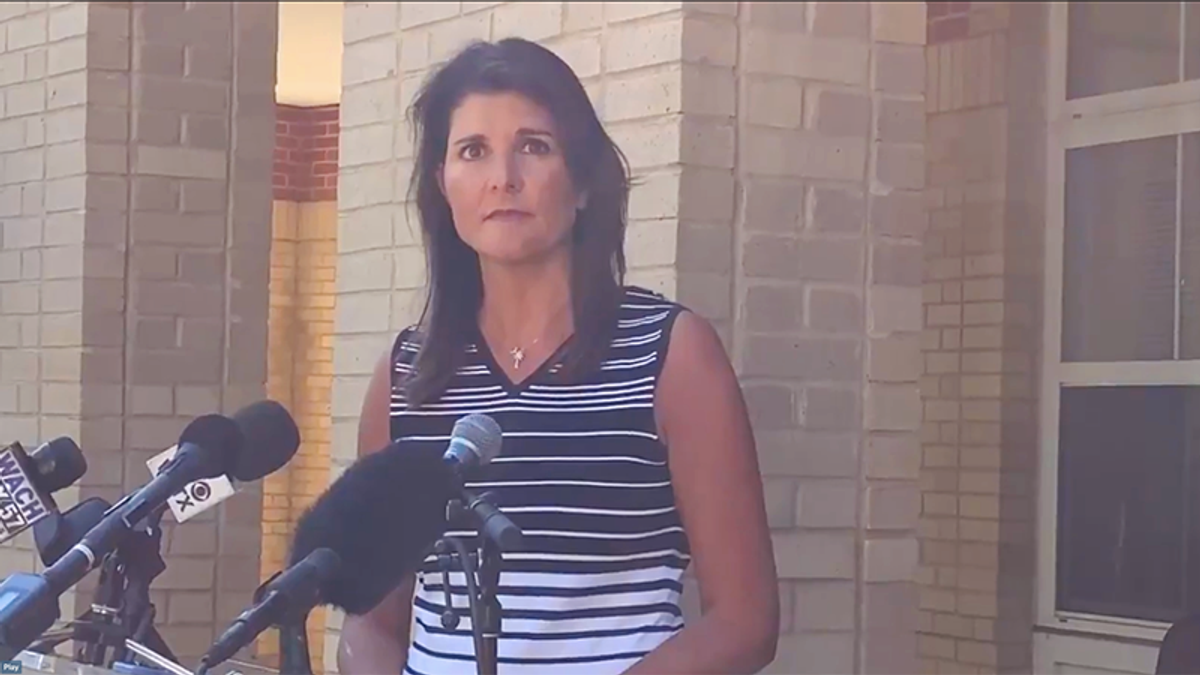 'Coward' Nikki Haley mocked for claiming she'll support Trump after saying 'we shouldn't have followed him'