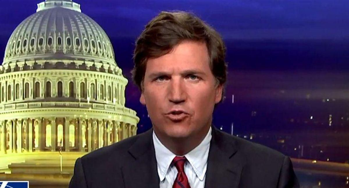 Tucker Carlson blasted for 'straight up Nazism' after his latest defense of white supremacy