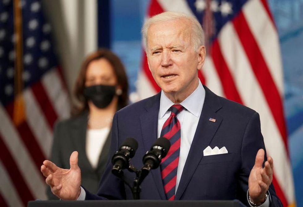 Biden nominates three more for top Justice Department posts