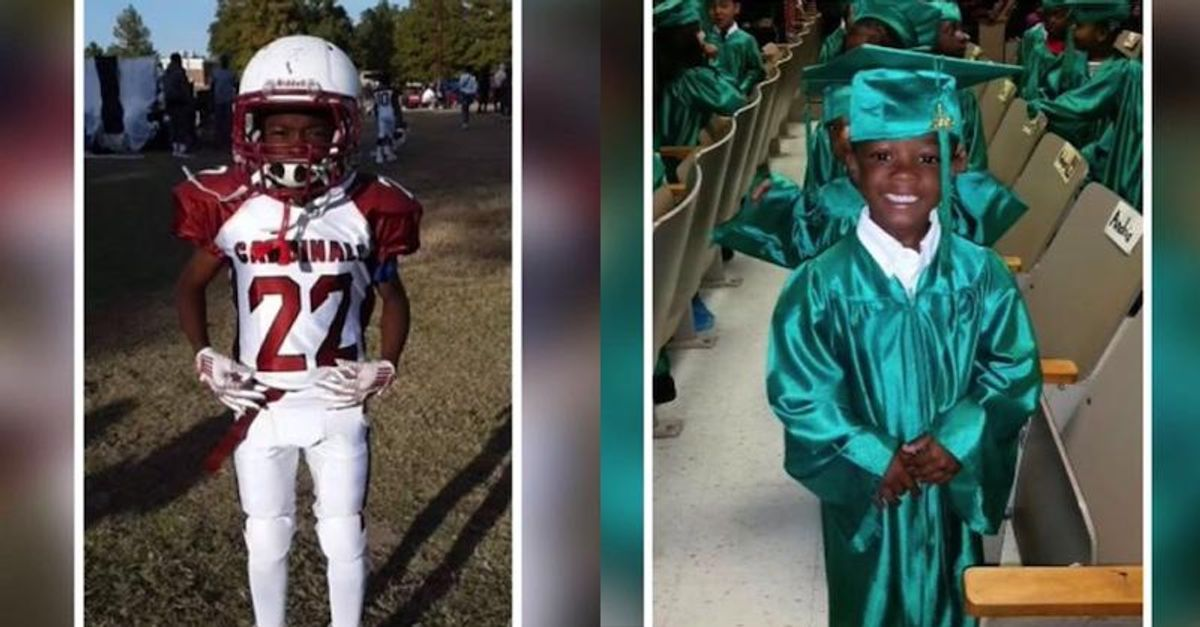 'Shot my child in his head': Mother of 11-year-old boy fatally shot by 9 year old at Dallas Walmart speaks out