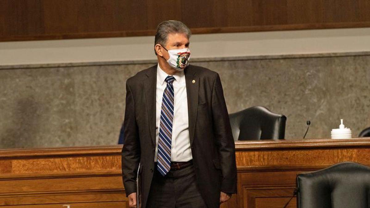 Joe Manchin's defense of the filibuster gets dismantled