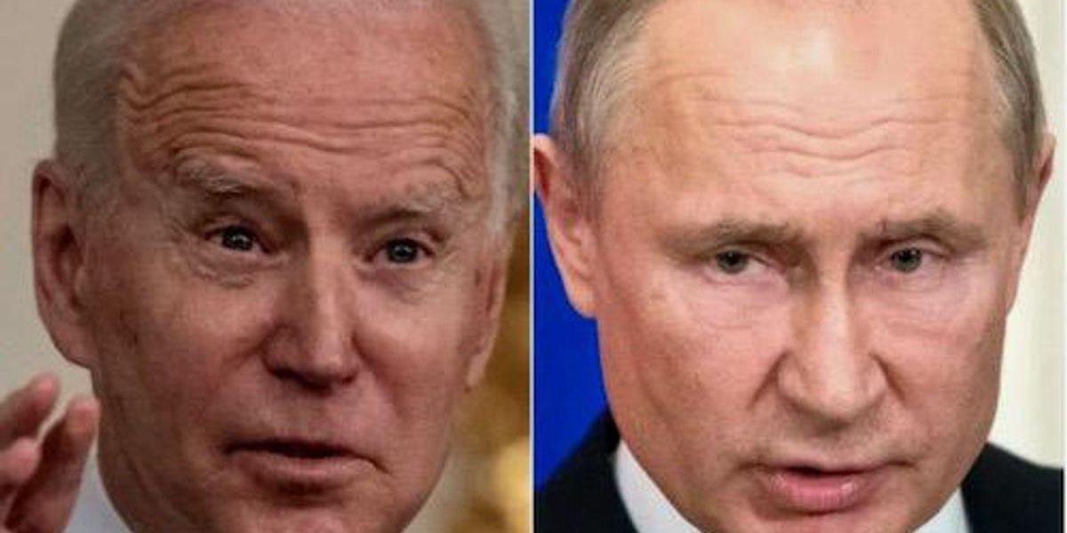 Biden urges Putin to ease Ukraine tensions
