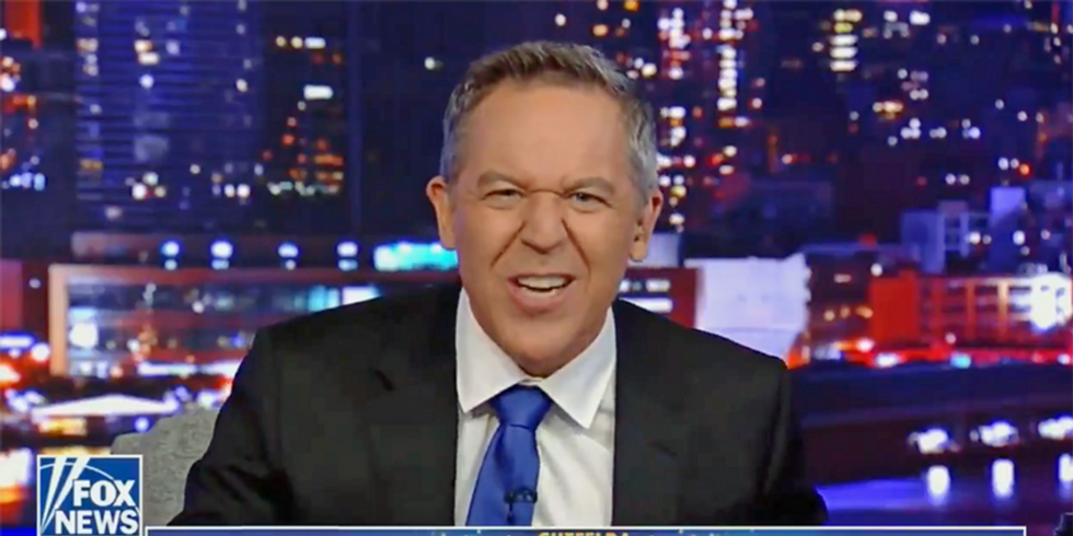 Greg Gutfeld's Fox News 'comedy' show mocked for being preempted after being on for 'half a Scaramucci'