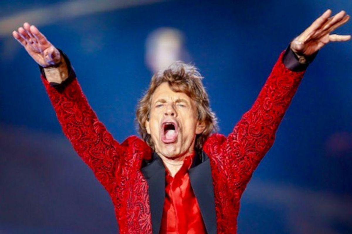 Jumpin' Jab Flash: Mick Jagger riffs on lockdown lifting