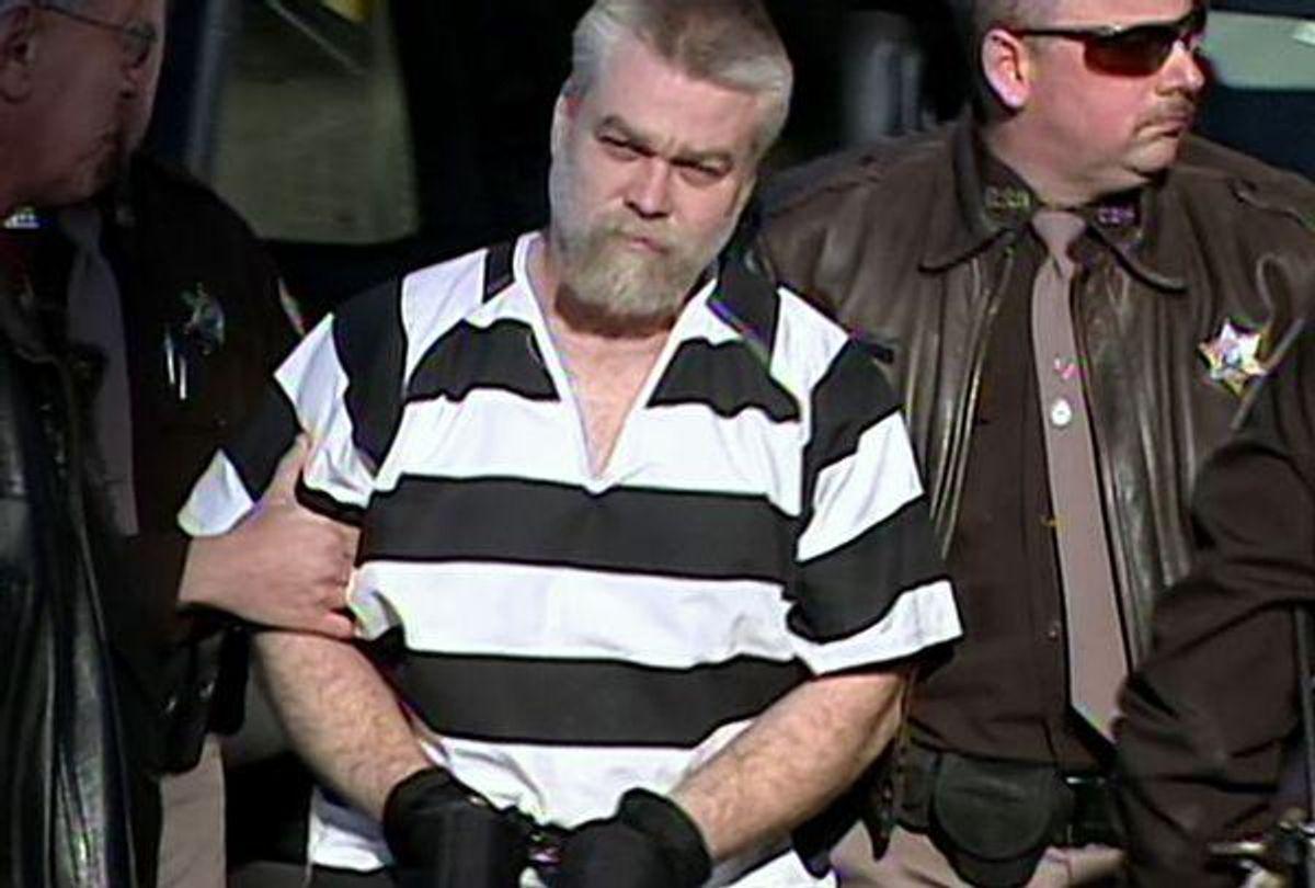 New 'bombshell' motion in 'Making a Murderer' case points finger at someone else Steven Avery knew