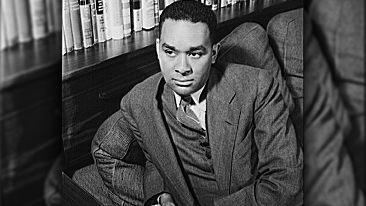 Richard Wright's 1940s book on police brutality was too much to publish then — but it's coming out now