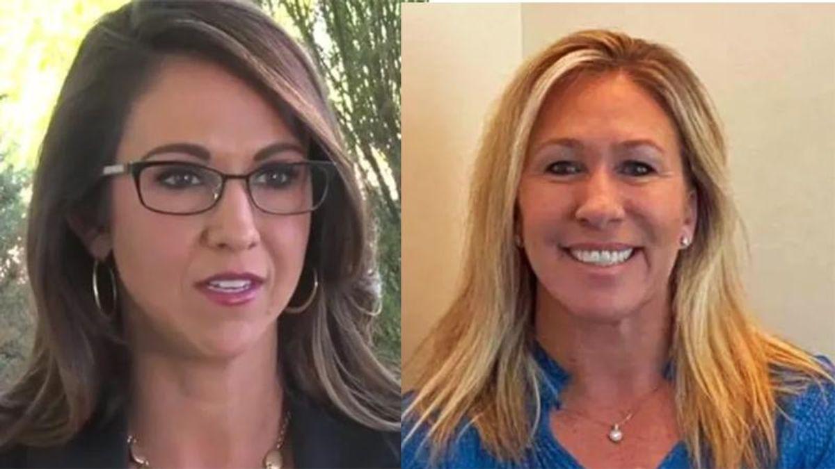Lauren Boebert and Marjorie Taylor Greene face furious backlash for voting against lifesaving bone marrow registry