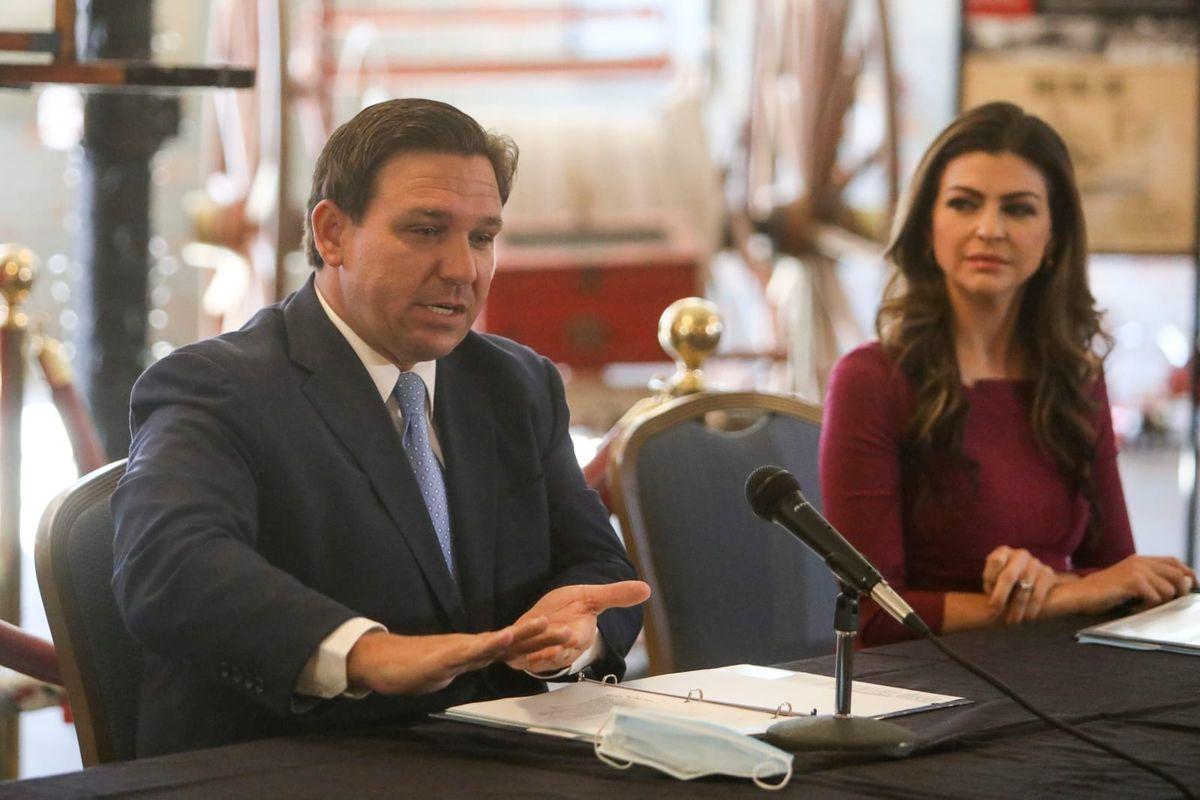 Watchdog demands records on DeSantis' voter suppression 'publicity stunt' on Fox News