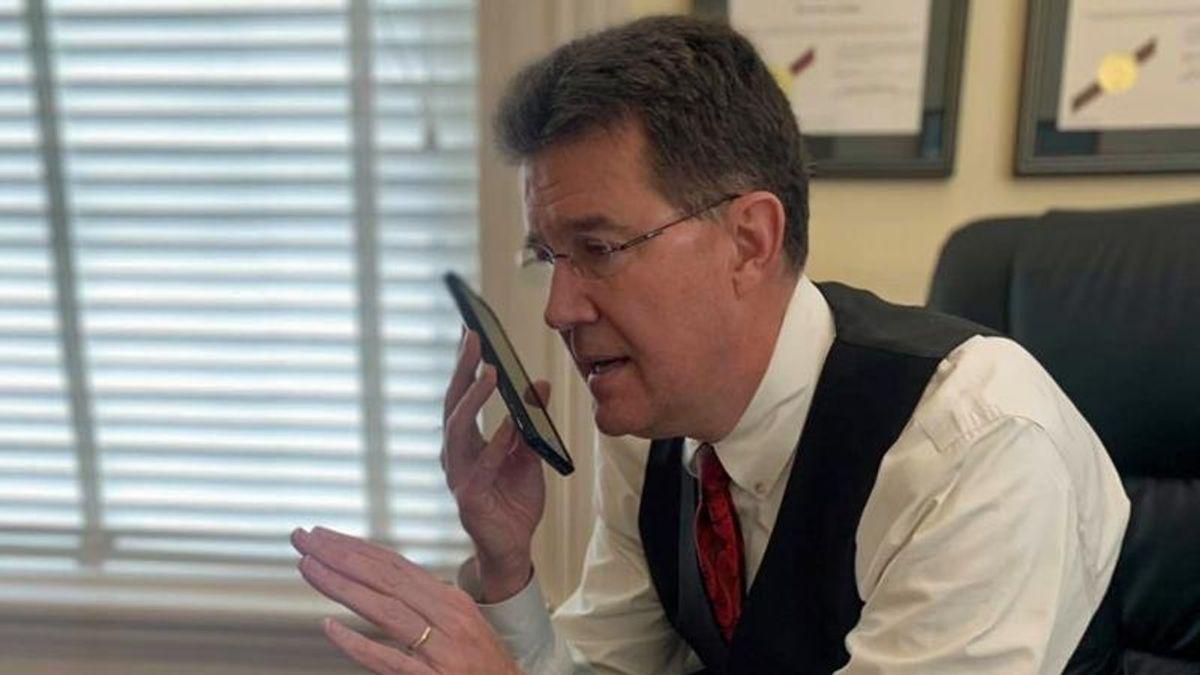 Here's how 'barroom sailor talk' took down Alabama's GOP Secretary of State