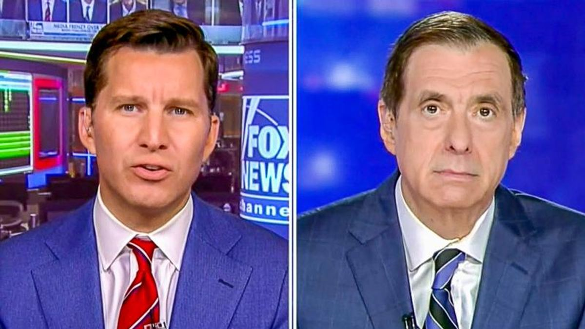 'Spreading fear on purpose for ratings': Fox News host slams Tucker Carlson's anti-vaccine reporting