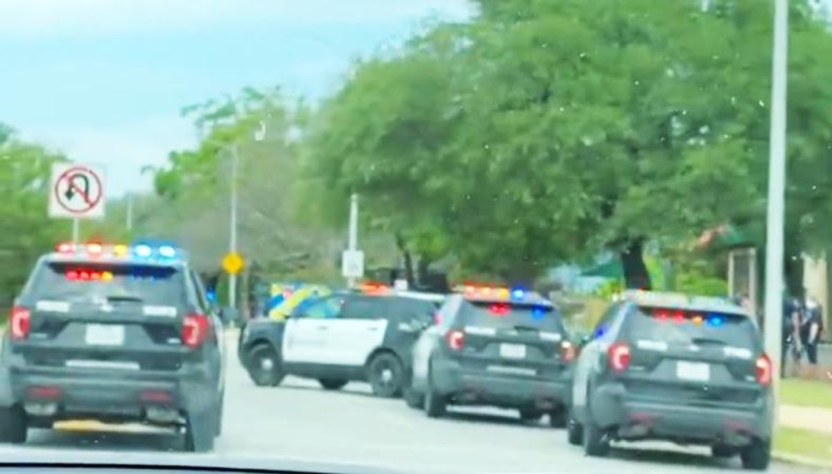 Active shooter in Austin with three reported dead: CNN