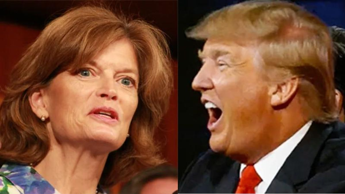 GOP leadership frustrated with Trump as he wages war on Alaska's Murkowski: report