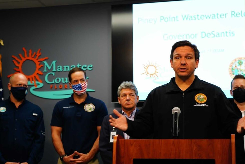 Florida Gov. DeSantis signs controversial 'anti-riot' bill into law