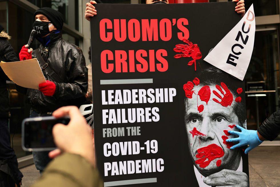 NY attorney general granted  power to launch probe into Cuomo's COVID-19 book