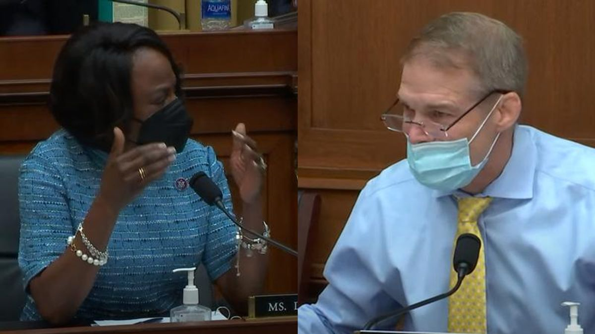 'You know nothing!' Ex-cop explodes on Jim Jordan as House Judiciary hearing goes off the rails
