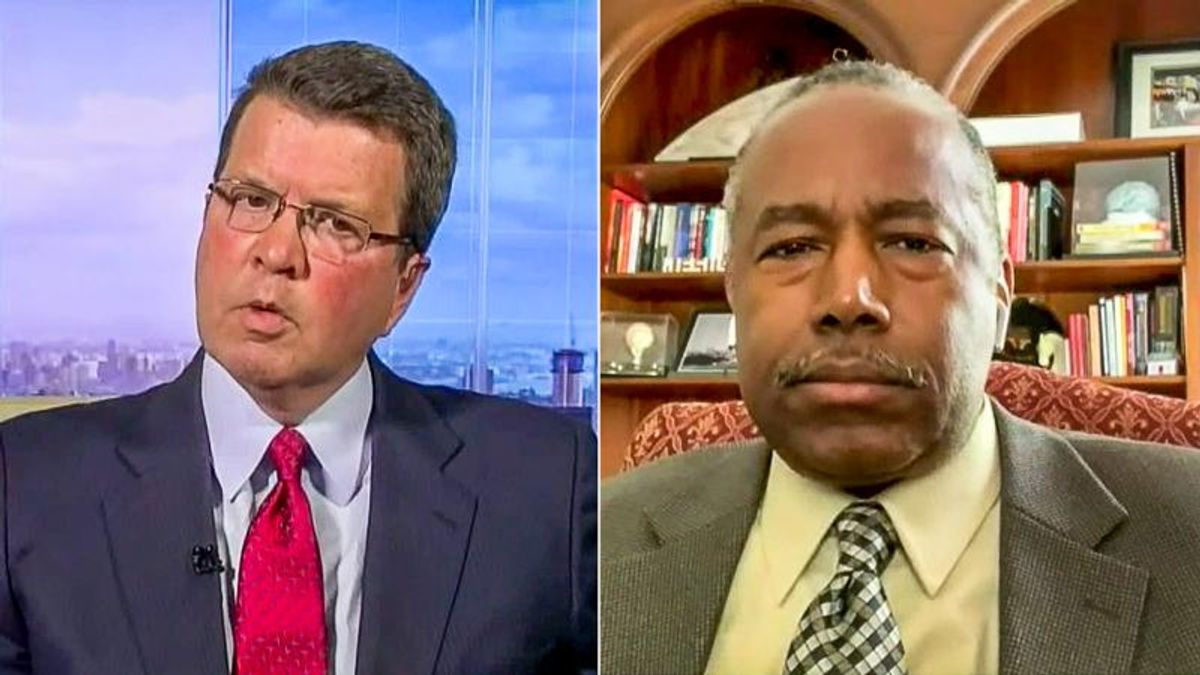 'Not a good idea': Neil Cavuto corrects Dr. Ben Carson after he pushes hydroxychloroquine on live TV