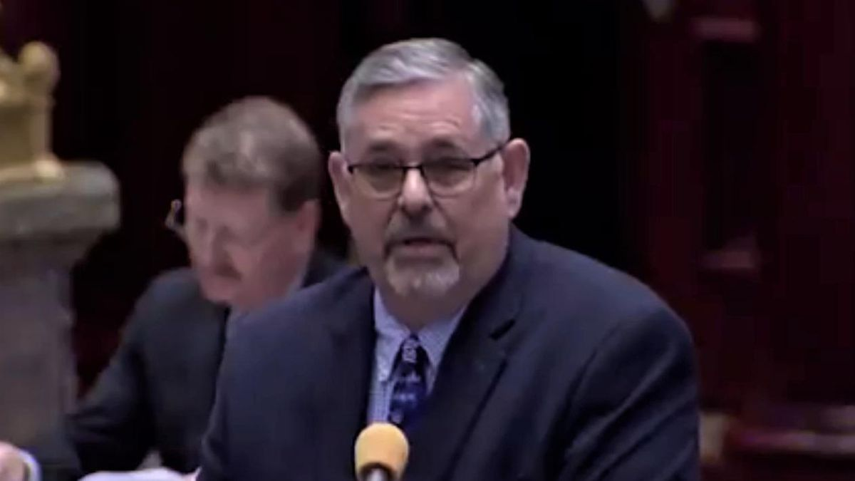 PA GOP lawmaker goes off the rails and demands to know if state's health department is murdering old people