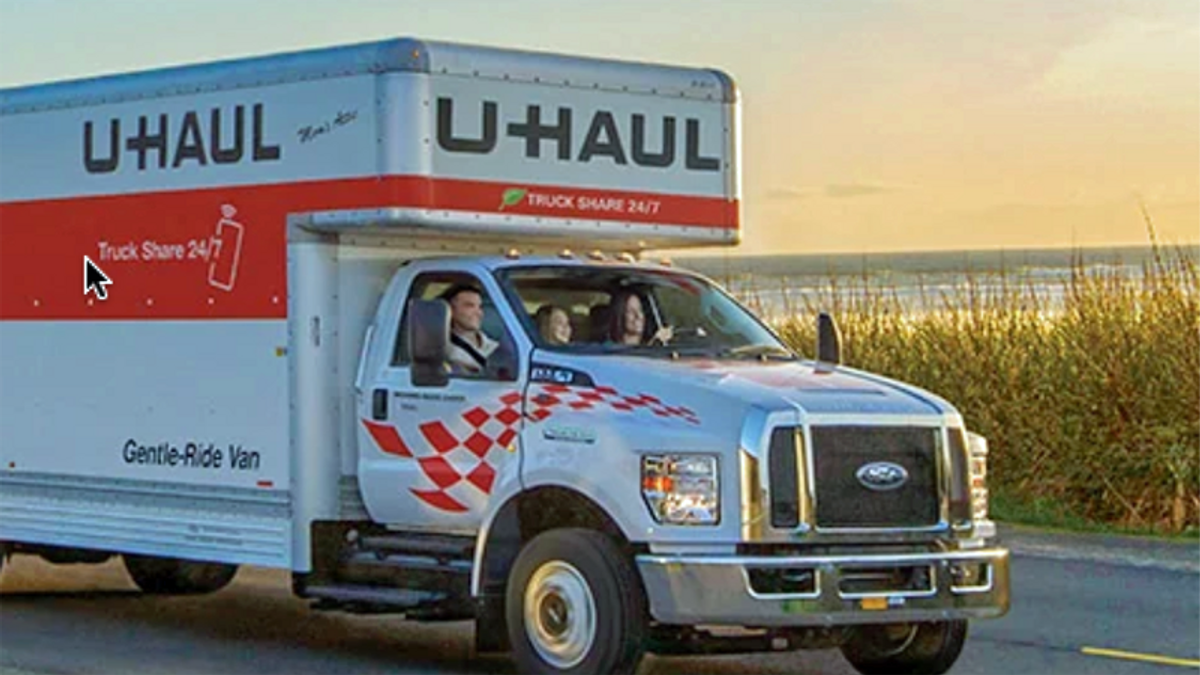 Here's how the pandemic has forced Hawaii tourists to drive around in U-Haul vans