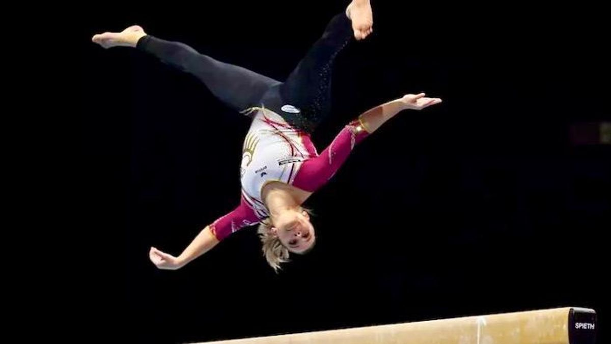German gymnasts compete at Euros in bodysuits, hail 'important signal'