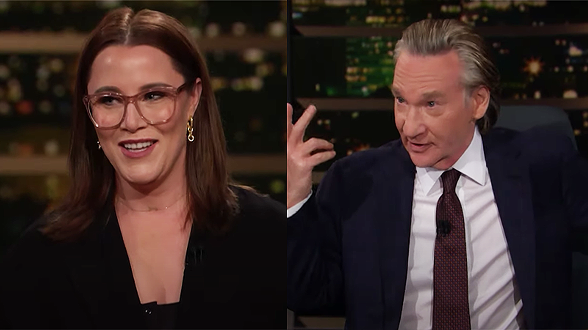 Republican slams GOP to Bill Maher for claiming to love America while trying to destroy it
