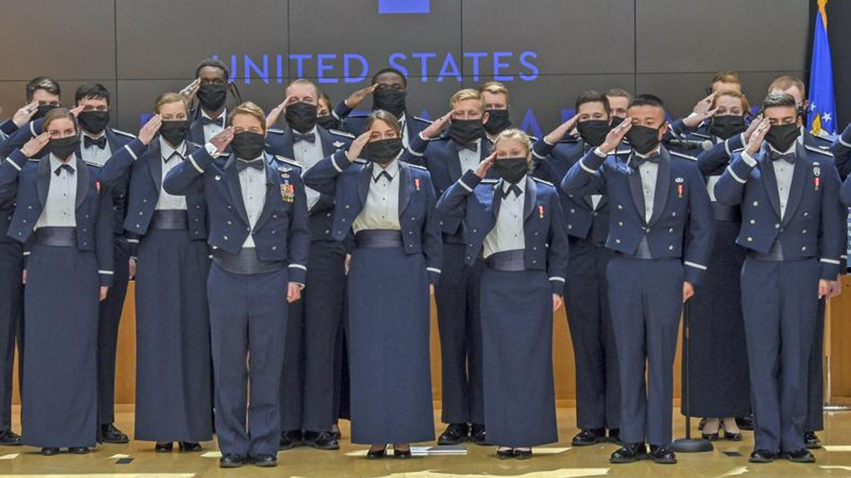 Air Force Academy grads revolt against superintendent's 'both sides' position on violent extremism