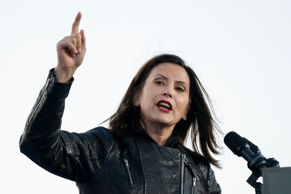 Whitmer link emerges in new case of alleged extremism