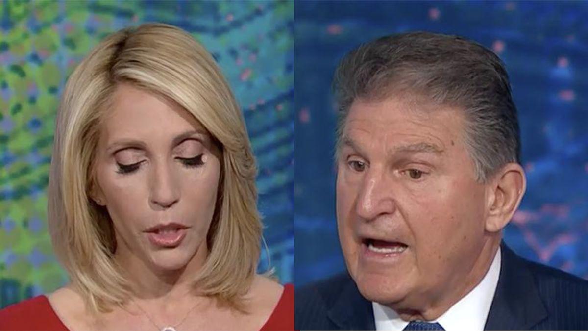 Democrat Manchin confronted by CNN host for being the 'main roadblock' to Biden's agenda