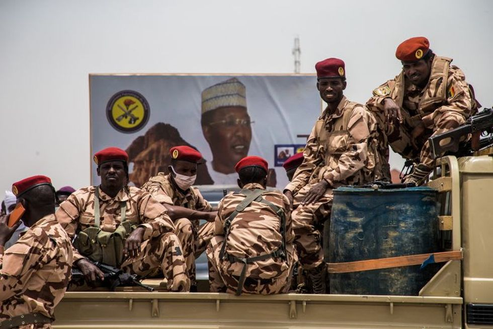 Chad rebels ready for ceasefire; opposition presses for civilian rule
