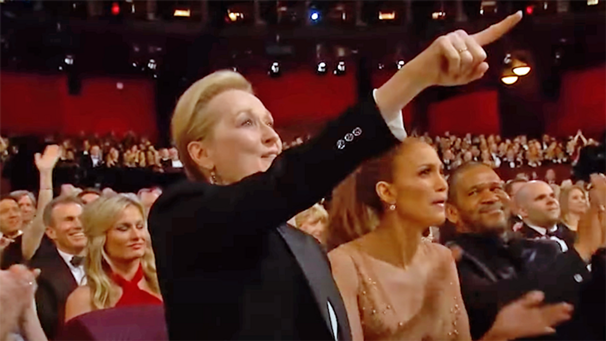 Far-right media poised to distort Oscars' struggles into a culture war win tonight